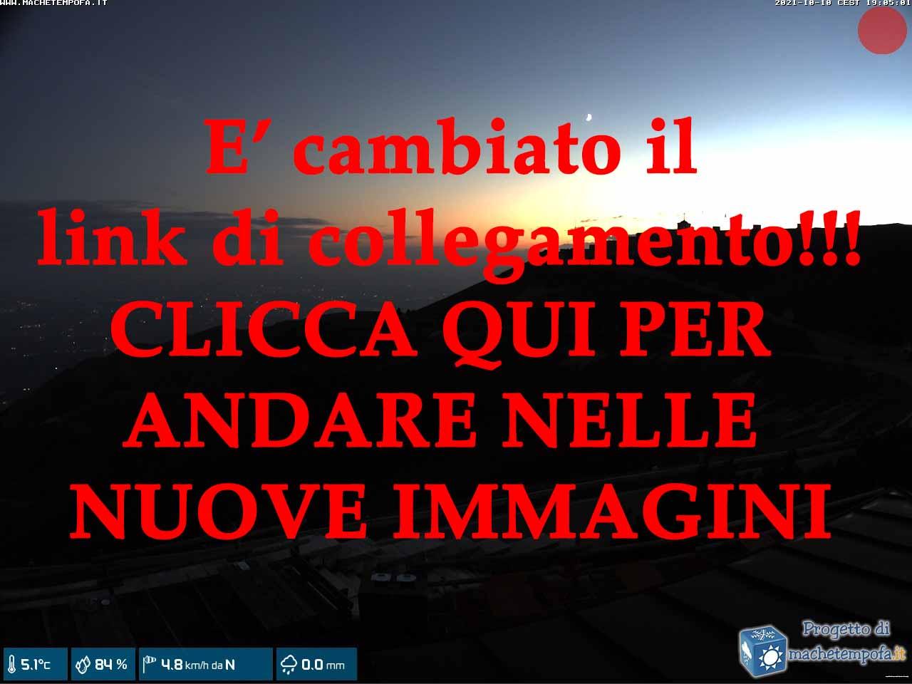 webcam sacrario